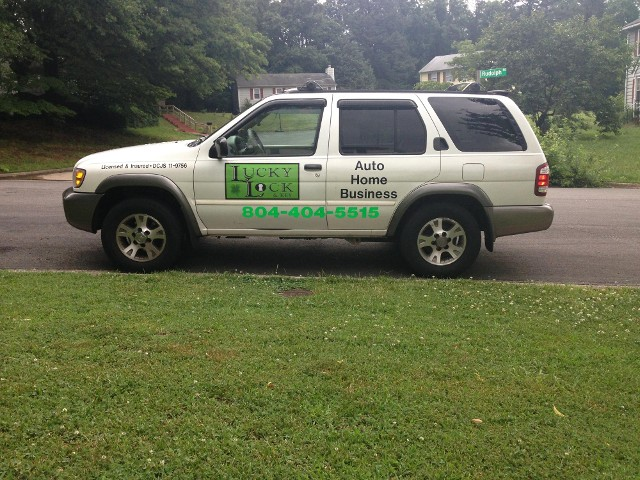 Service Vehicle, henrico, chesterfield, hanover, powhatan, goochland, hopewell, colonial Heights, ashland, glen allen